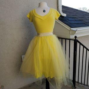 Pixie Tulle Skirt